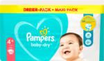 Denner Couches Baby-Dry Pampers, Taille 4+ (Maxi Plus), 10-15 kg, 96 pièces - au 28.06.2021