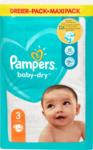 Denner Pannolini Baby-Dry Pampers, Misura 3 (Midi), 6-10 kg, 128 pezzi - al 27.09.2021
