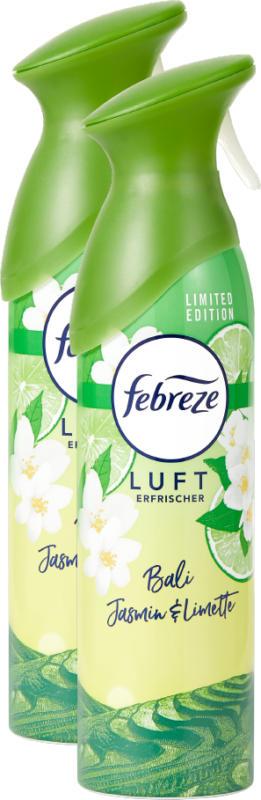Febreze Lufterfrischer, Bali Jasmin & Limette, 2 x 300 ml