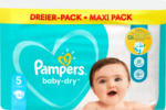 Denner Couches Baby-Dry Pampers, Taille 5 (Junior), 11-16 kg, 94 pièces - au 28.06.2021