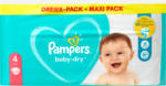 Denner Couches Baby-Dry Pampers, Taille 4 (Maxi), 9-14 kg, 108 pièces - au 28.06.2021