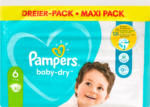 Denner Couches Pampers Baby-Dry, Taille 6 (Extra Large), 13-18kg, 82 pièces - au 28.06.2021