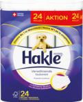 Denner Papier hygiénique Propreté moelleuse Hakle, 4 couches, 24 x 140 feuilles - au 28.06.2021