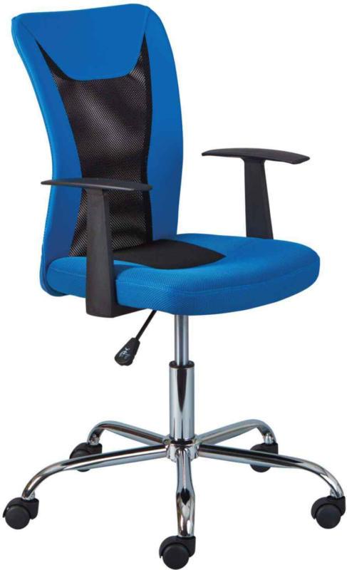 Bürostuhl Donny, bleu -