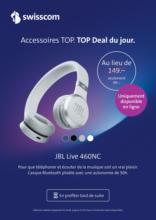 Swisscom Deal du jour en ligne