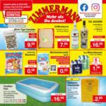 Zimmermann Sonderposten Angebote vom 28.06. bis 03.07.21 - bis 03.07.2021