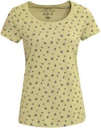Damen T-Shirt mit Schwalben-Allover