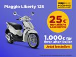 Autohaus Gotthard König Piaggio Liberty unschlagbar günstig! - bis 16.07.2021