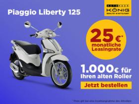 Piaggio Liberty unschlagbar günstig!
