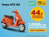 Vespa GTS unschlagbar günstig!