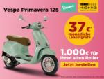 Autohaus Gotthard König Vespa Primavera unschlagbar günstig! - bis 16.07.2021