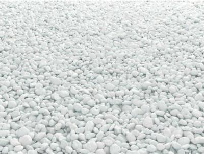 """Marmor-Kies """"Carrara"""" Weiß 8 mm - 16 mm 15 kg/ Sack"""