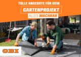 OBI: Gartenprojekt