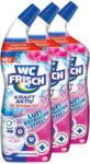 OTTO'S WC Frisch WC Reiniger Gel Kraft Aktiv Blütenfrische 3 x 750 ml -