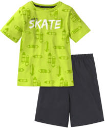 Jungen Shorty mit Skateboard-Motiven (Nur online)