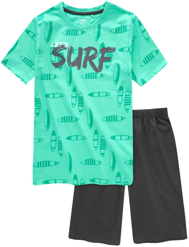 Jungen Shorty mit Surf-Motiven (Nur online)