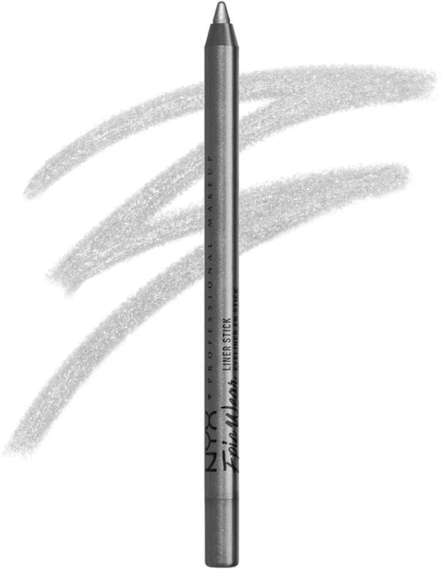 NYX PROFESSIONAL MAKEUP Eyeliner Epic Wear Liner Sticks Silver Lining 01