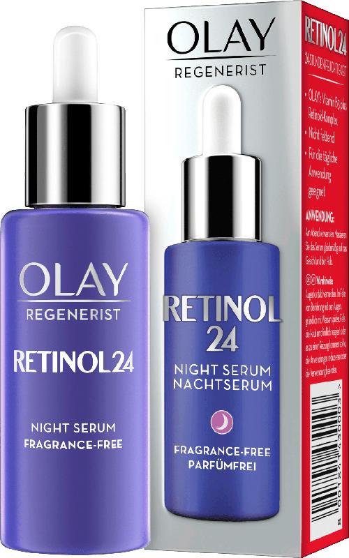 Olay Nachtserum Retinol24