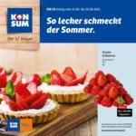 Konsum Dresden Wöchentliche Angebote - bis 26.06.2021