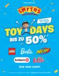 Smyths Toys Smyths Toys: Toy Days - bis 22.06.2021