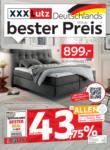 XXXLutz Deutschlands bester XXXLutz Preis - bis 27.06.2021