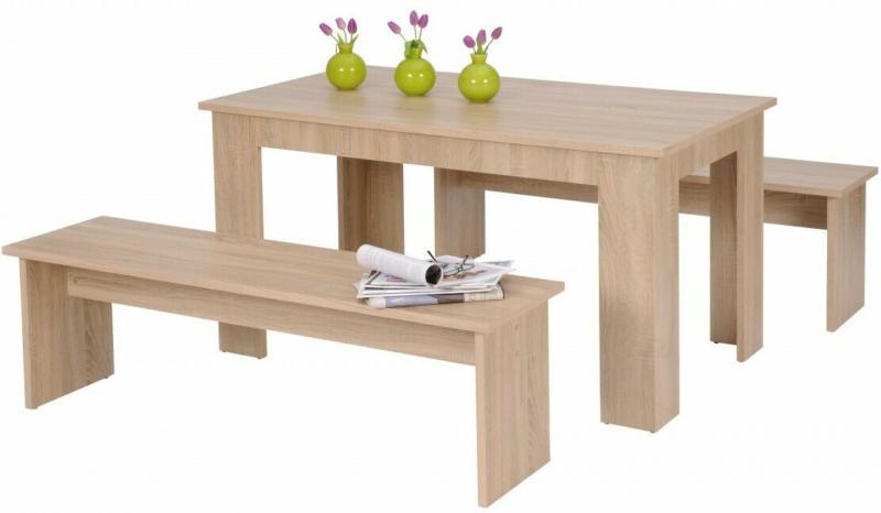 Tischgruppe Muriel, 3-teilig