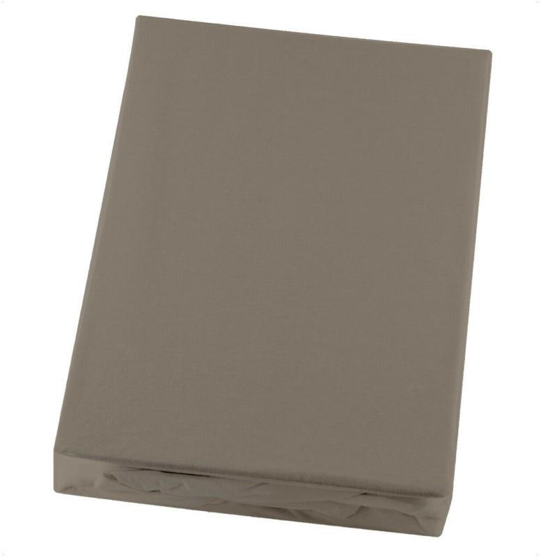Jersey Spannbetttuch 180-190x200 cm