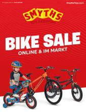 Smyths Toys: Bike Sale