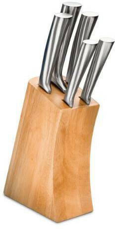 Messerblock New Steel Design