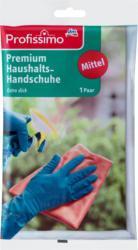 Profissimo Haushalts-Handschuhe Premium Mittel