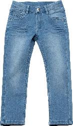 PUSBLU Kinder Hose, Gr. 92, mit Baumwolle, blau