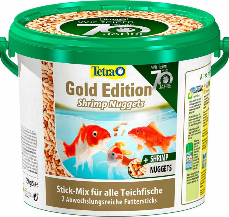 "Shrimp Nuggets ""Gold Edition"", 5 L"