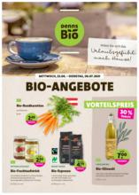 Denns BioMarkt Flugblatt gültig bis 6.7.