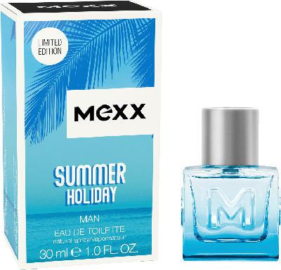 Mexx Eau de Toilette Summer Holiday Man