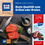 Konsum Dresden Wöchentliche Angebote - bis 03.07.2021