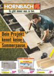 Hornbach Hornbach - Dein Projekt kennt keine Sommerpause. - bis 14.07.2021