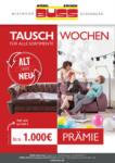 Möbel Buss Einrichtungshaus GmbH & Co. KG Tausch Wochen - bis 06.07.2021