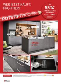 Küchenstudio Rotstift