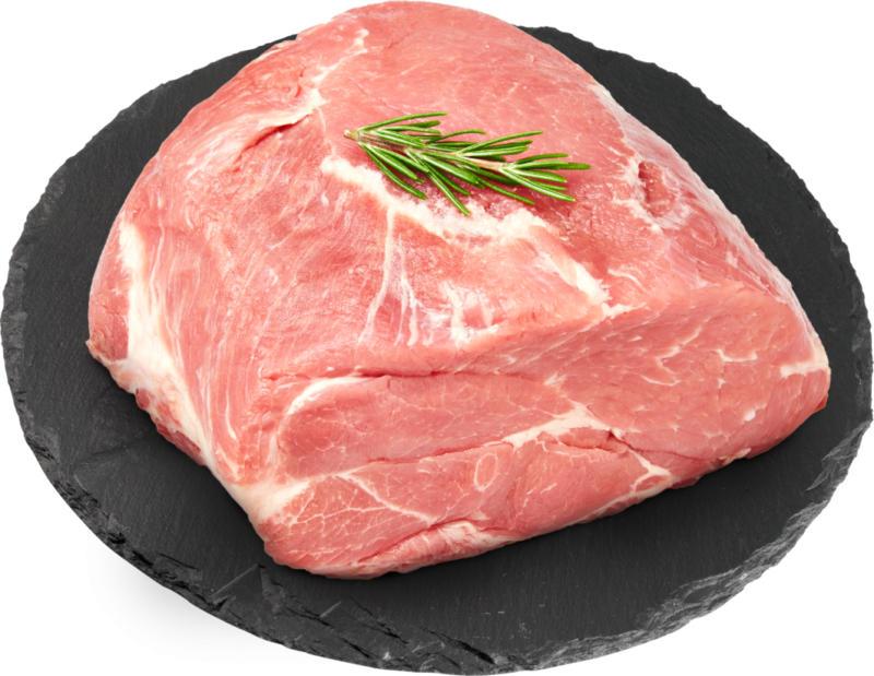 Collo di maiale XXL Denner, Pezzo intero, Svizzera, ca. 1,2 kg