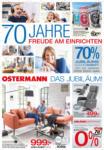 Möbel Ostermann Neue Möbel wirken Wunder. - bis 28.07.2021