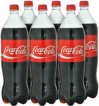 OTTO'S Coca-Cola Classic 6 x 1,5 litre -