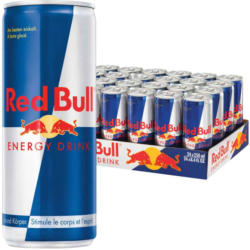 Red Bull 24 x 25 cl -