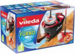 OBI Vileda Wischmopp Komplett-Set Turbo Easy Wring & Clean - bis 31.07.2021