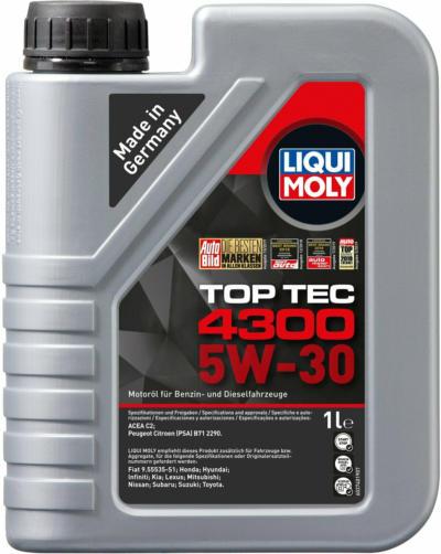 Liqui Moly Top Tec 4300 5W-30 1 l