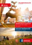 WFB Wirtschaftsförderung Bremen GmbH Erlebnismagazin Juli-Oktober 2021 - bis 08.07.2021