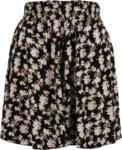 Chicorée Jupi Flower Shorts, Black