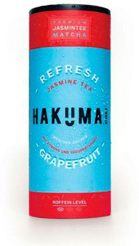 Hakuma Refresh Jasmine Tea Matcha