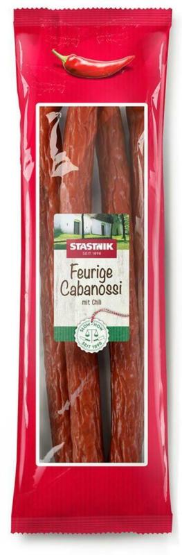 Stastnik Feurige Cabanossi