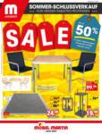 MÖBEL MARTIN Möbel Martin - Sommer-Schlussverkauf bis zu 50%* Sale - bis 11.07.2021