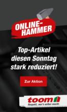 toom: Online Hammer
